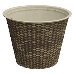 Macetero Basket Café