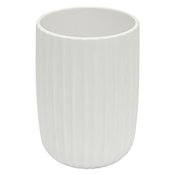 Vaso Blanco Shelly