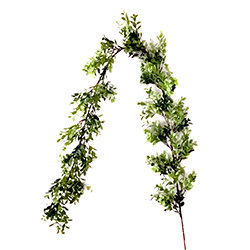 Guirnalda Hojas Verdes 152cm