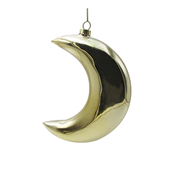 Luna Colgante 13cm