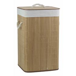 Cesto Bamboo Natural 35x57x35cm