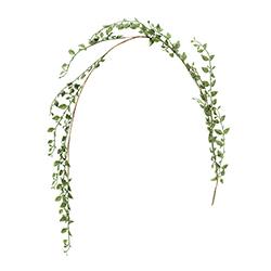 Guirnalda  Verde Menta  de 150cm