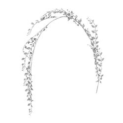 Guirnalda  Blanca de 150cm