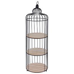 Jaula Bird con Repisas