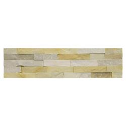 Piedra Ladrillo Beige Quartzit 15x60cm