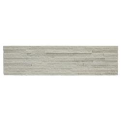 Piedra Ladrillo Blanca Quartzite 15x60cm