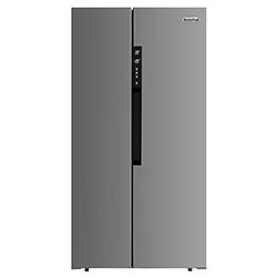 Refrigerador Side By Side Acero Inoxidable de 606 Litros Mastermaid