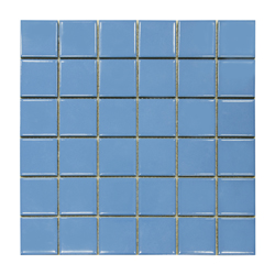 Mosaico Porcelanato Celeste 30.6x30.6cm (.0936)