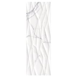 Porcelanato Palatina Giga Blanco 30x90cm Hecho en España