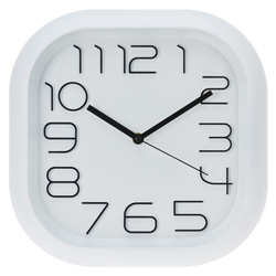 Reloj de Pared Iclock Blanco