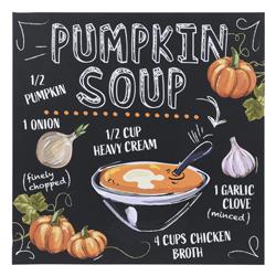 Cuadro Pumpkin 38x38cm