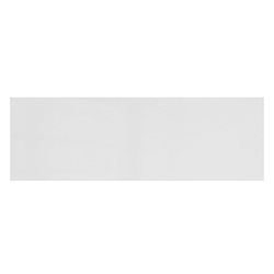 Listelo Blanco 10x30cm