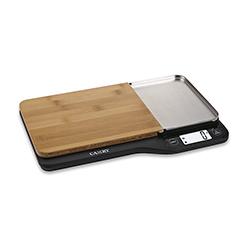 Balanza Digital con Tabla de Picar para Cocina 11lb Camry
