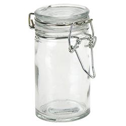 Frasco de Vidrio para Especias