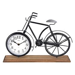 Reloj de Mesa Diseño de Bicicleta