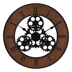 Reloj de Pared Engranaje