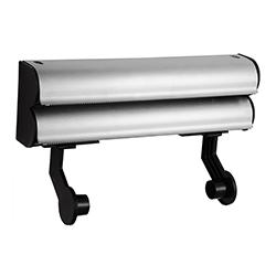 Porta Papel de Aluminio de Pared