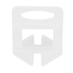 Espaciador Autonivelante 1mm para Piso