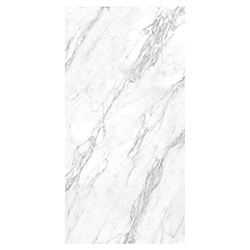 Porcelanato Blanco Carrara Pulido 90x180cm