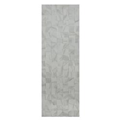 Porcelanato 30x90.2cm Suite Rialto Blanco Hecho en España