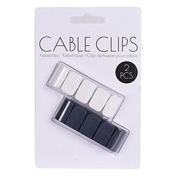 Clip de Fijación para Cables