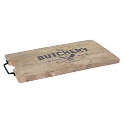 Tabla de Picar Madera Butchery