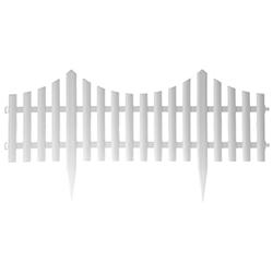Cerca Blanca para Jardinería 60x32cm