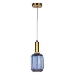 Lámpara Colgante Lightblue Oro Satín