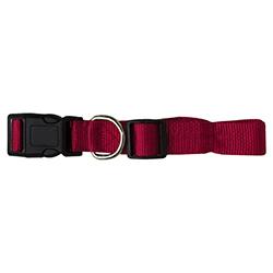 Collar Rojo para Mascota Grande