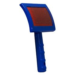 Cepillo Azul para Mascotas 19.5cm