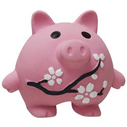 Juguete para Mascota Diseño de Cerdo