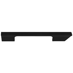 Tiradera Sparta Negro 160mm