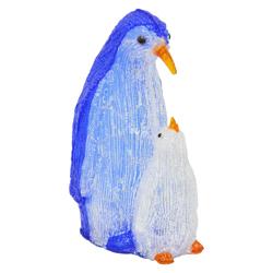 Pingüinos Acrílicos
