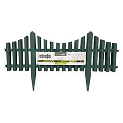 Cerca Verde para Jardinería 60x32cm