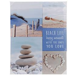 Cuadro Beach Life 5 Piezas