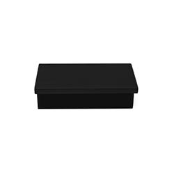 Tiradera Cronos Negro Mate 64mm