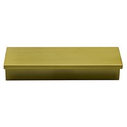 Tiradera Cronos Oro Mate 128mm