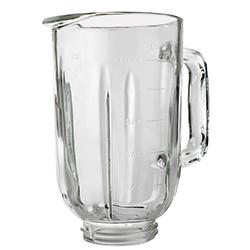 Vaso de Vidrio para Licuadora Black+Decker