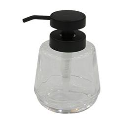 Dispensador de Jabón Líquido Transparente Lucenze