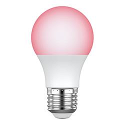 Foco Led A55  E27 6W Luz Roja Eurolight