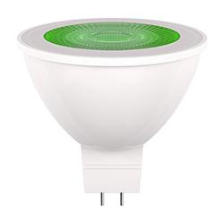 Foco Led MR16 4W G5.3 110G  Luz Verde Eurolight