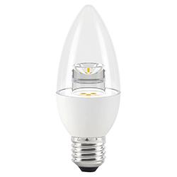 Foco Led Vela 7w E27 Luz Cálida Eurolight