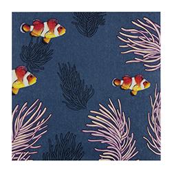 Servilleta Clown Fishes 33x33cm 20 Unidades