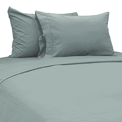 Sábana Teal Cotton Touch 110gr Full Chateau