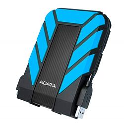 Disco Duro Ext 2.5 Adata 1Tb 3.1 Hd710Pro Anti Golpes-Agua Azul (3A)