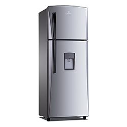 Refrigerador RI-425 Línea Quarzo con Dispensador Indurama