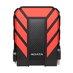 Disco Duro Ext 2.5 Adata 1Tb 3.1 Ahd710Pro Anti Golpes-Agua - Rojo